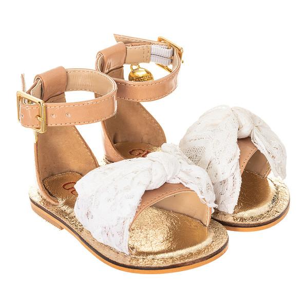Sandalia - blanco