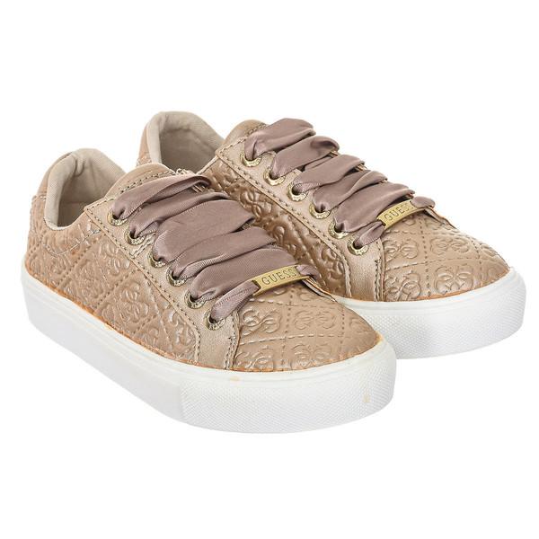 Sneaker infantil - dorado