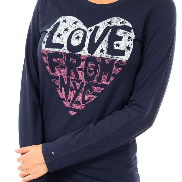 Camiseta mujer - marino