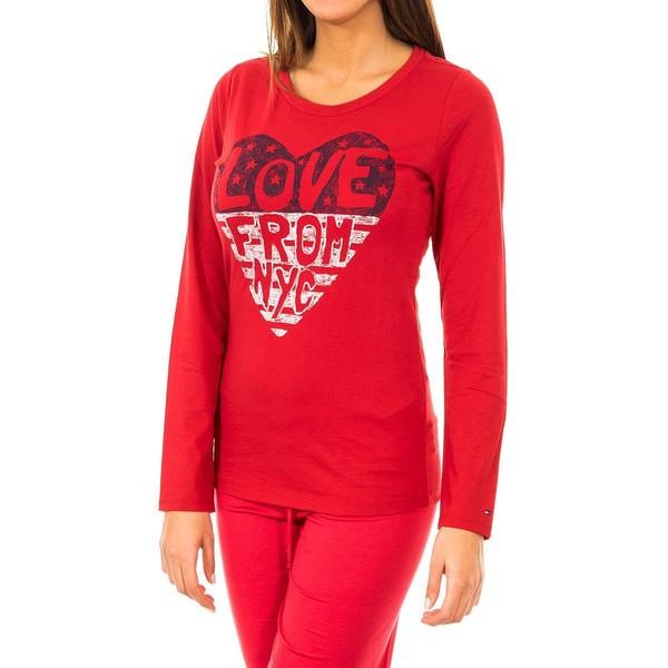 Camiseta mujer - rojo
