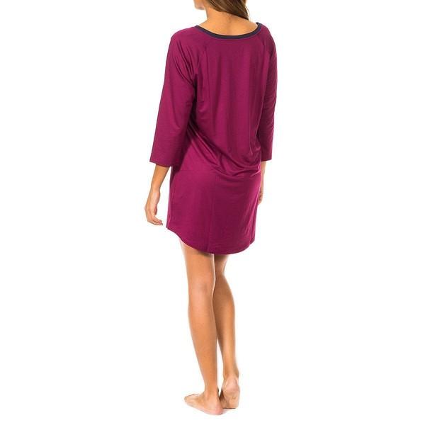 Camisón m/larga mujer - violeta