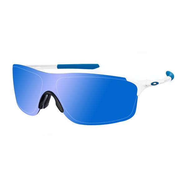 Gafas de sol hombre - blanco/azul