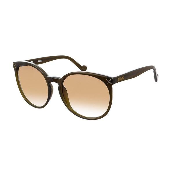 Gafas de sol mujer - caqui