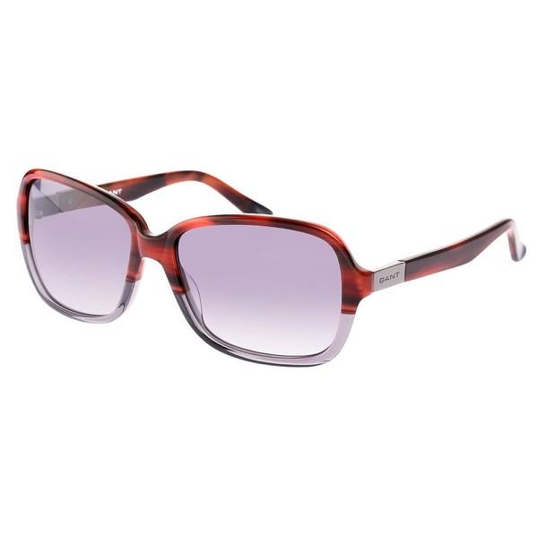 Gafas de sol mujer - rojo/gris