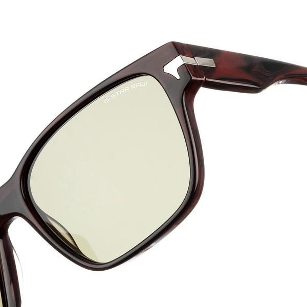 Gafas de sol unisex - burdeos