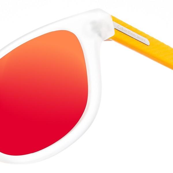 Gafas de sol unisex - cristal/naranja