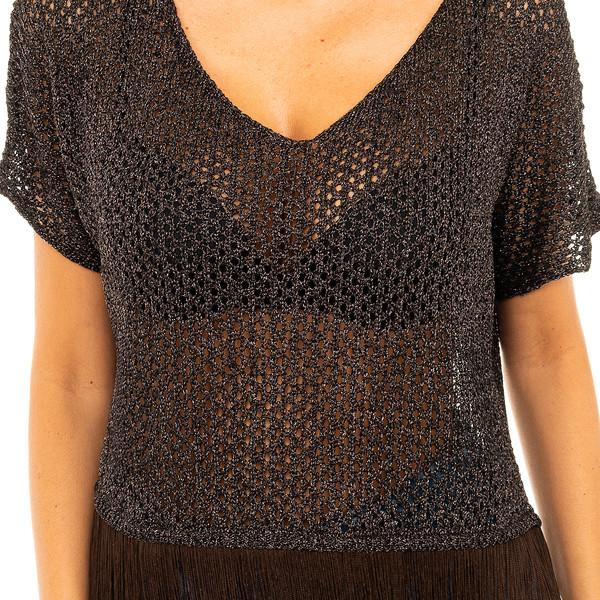 Camiseta mujer - negro