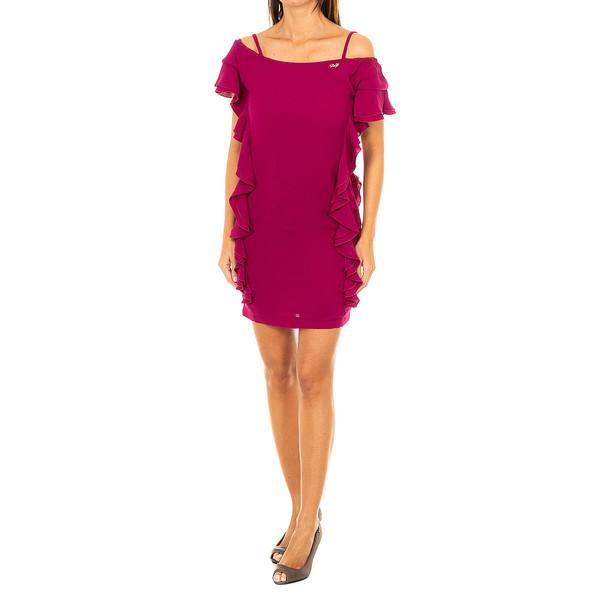 Vestido mujer - violeta