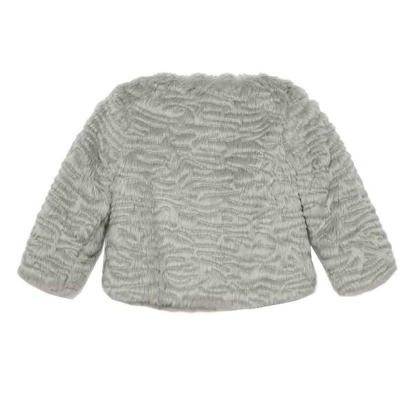 Chaqueta infantil - gris