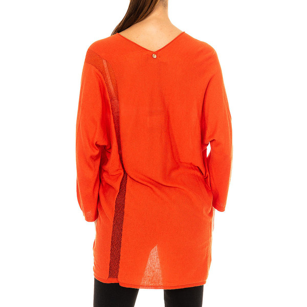 Jersey mujer - coral