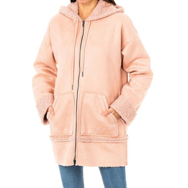 Abrigo mujer - rosa