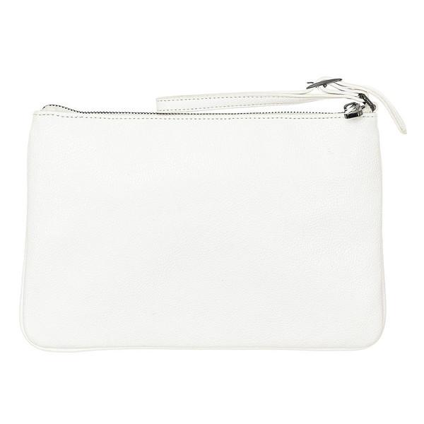 Bolso de mano mujer - blanco