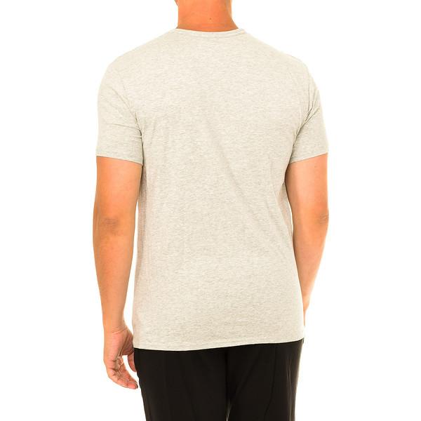Camiseta M/Corta C.Klein HOMBRE - Gris