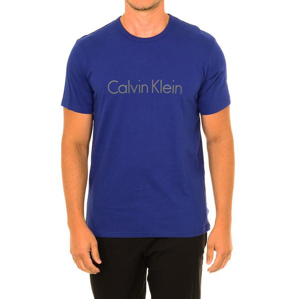 Camiseta M/Corta C.Klein HOMBRE - Azul electrico