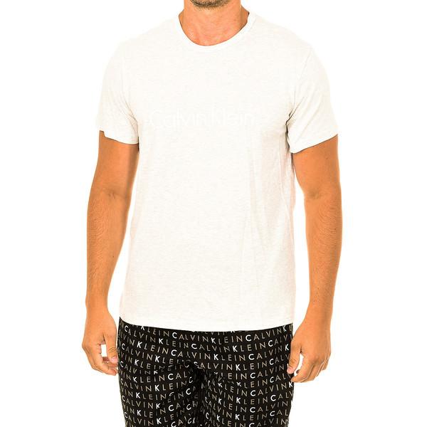 Camiseta M/Corta C.Klein HOMBRE - Gris claro