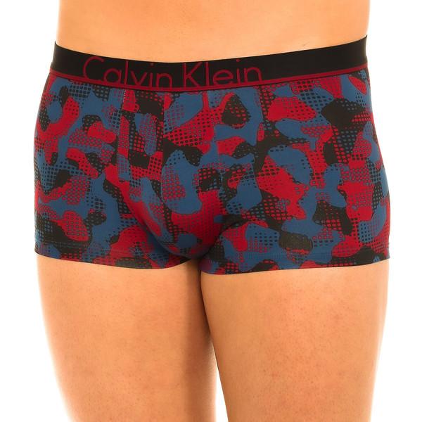 Boxer Calvin Klein Hombre - Rojo-negro-azul