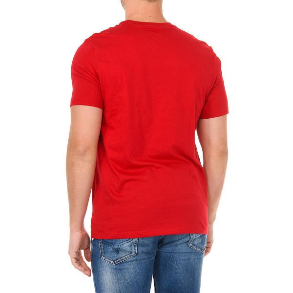 Camiseta hombre de manga corta Calvin Klein MEN - Rojo