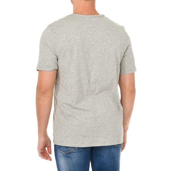 Camiseta hombre de manga corta Calvin Klein MEN - Gris