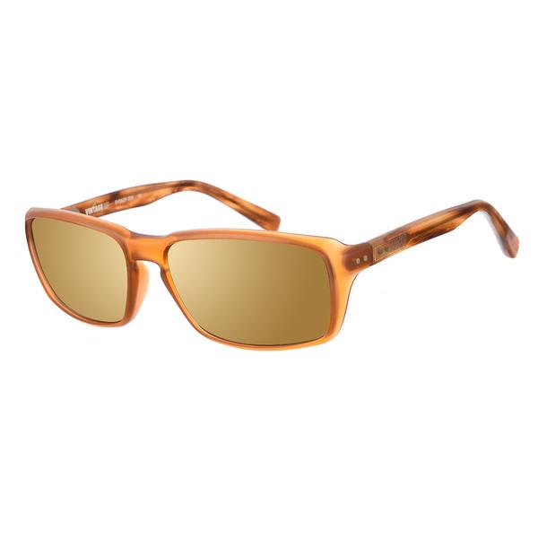 Gafa de sol unisex - marrón
