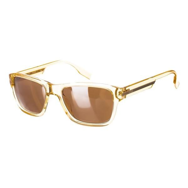 Gafas sol hombre - beige cristal