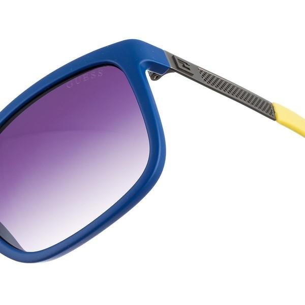 Gafas sol hombre - azul mate
