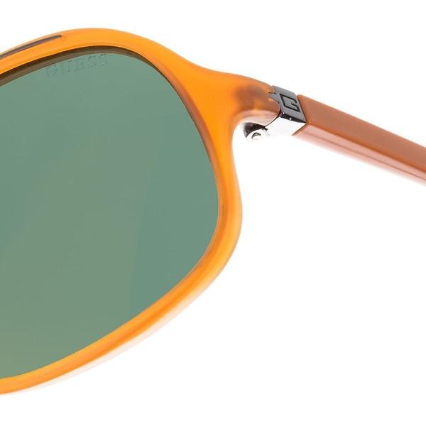Gafas sol unisex - marrón claro cristal