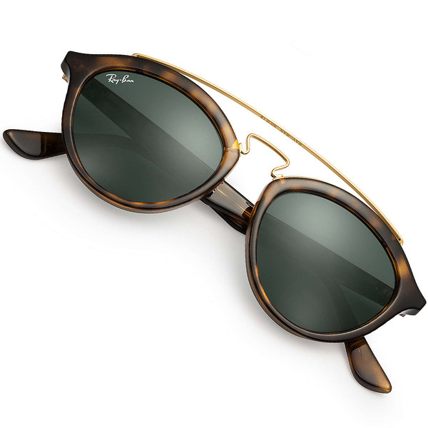 Gafas de sol unisex - marrón