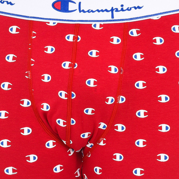 Boxers Champions MEN - Rojo