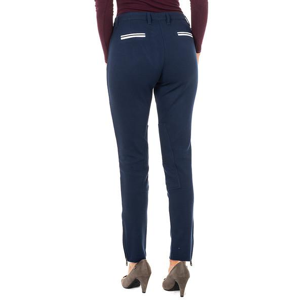 Pantalón mujer - azul marino