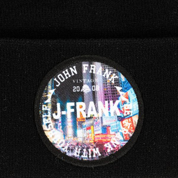 Gorro John Frank HOMBRE - Negro