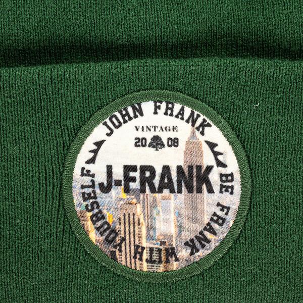 Gorro John Frank HOMBRE - Verde