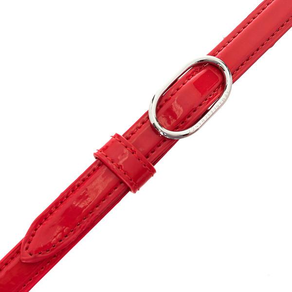 Cinturón mujer - rojo