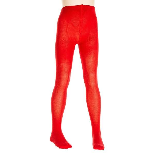 Leotardo Niña caldo cotone Niña - Rojo