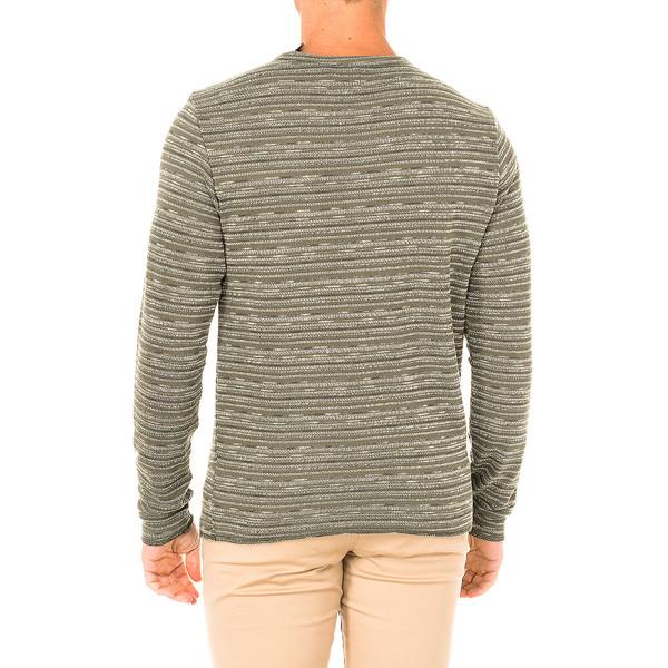 Jersey m/larga hombre - verde