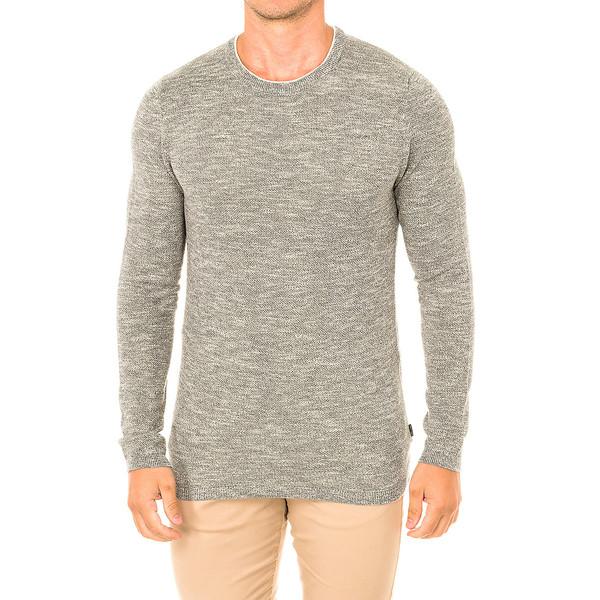 Jersey m/larga hombre - gris