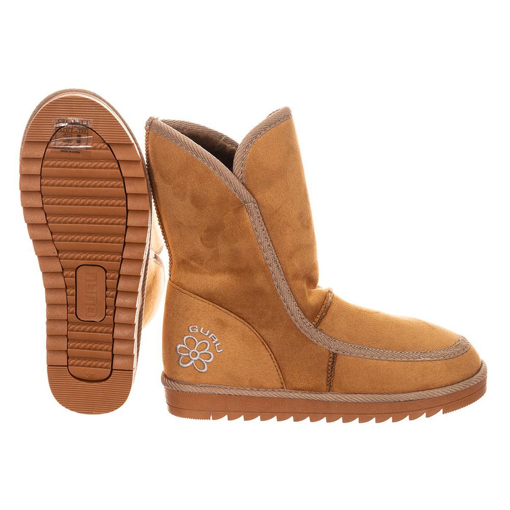 Bota mujer - camel