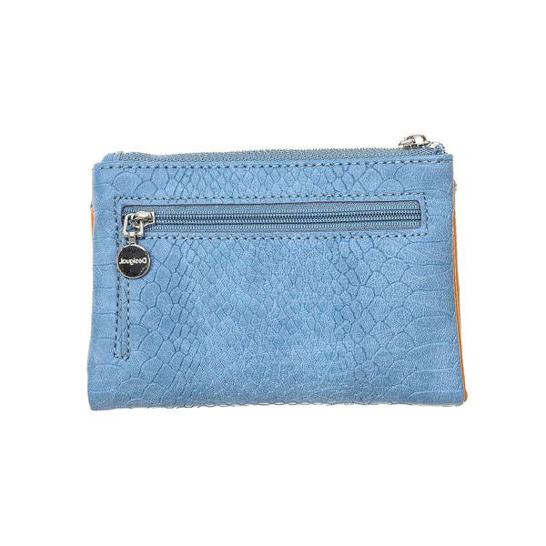 Monedero mujer - azul