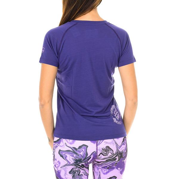 Camiseta m/corta mujer - lila