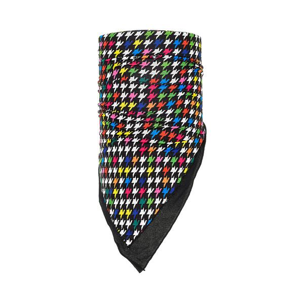 Bandana polar reversible mujer - multicolor