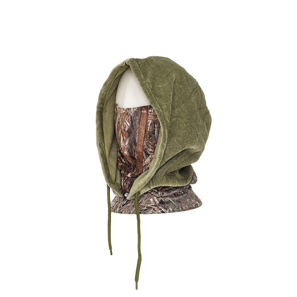 Capucha polar Buff UNISEX_ADULT - Verde-marrón