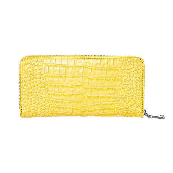 Monedero mujer - amarillo