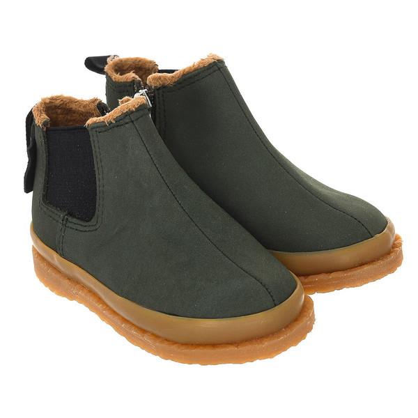 Zapatillas deportivas abotinadas Superga UNISEX_CHILDREN - Verde