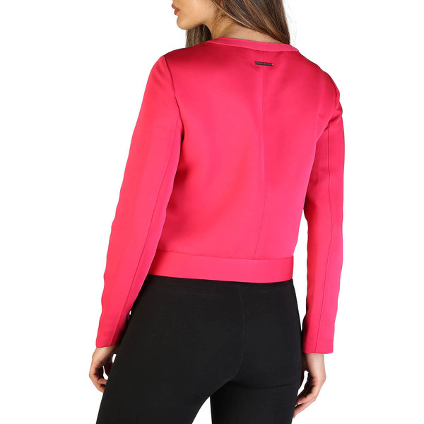 Chaquetón mujer - rosa
