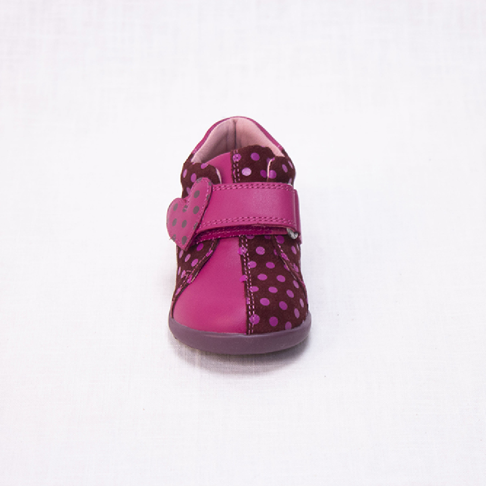Sneaker bebé - fucsia