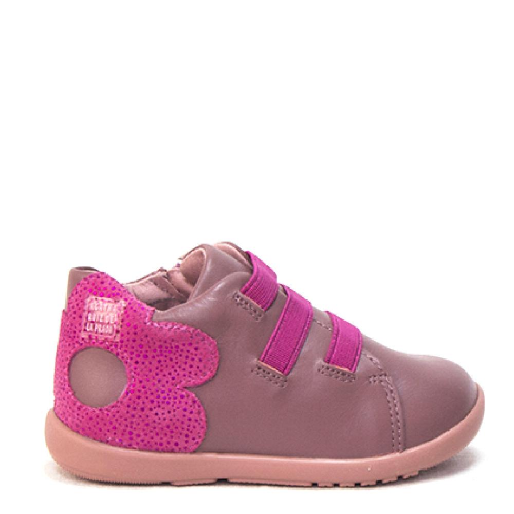 Sneaker bebé - morado