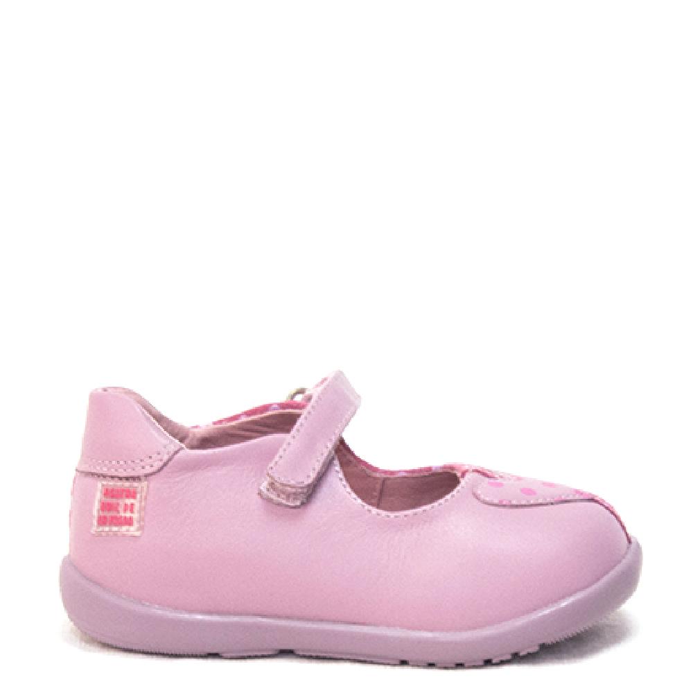 Merceditas bebé - rosa