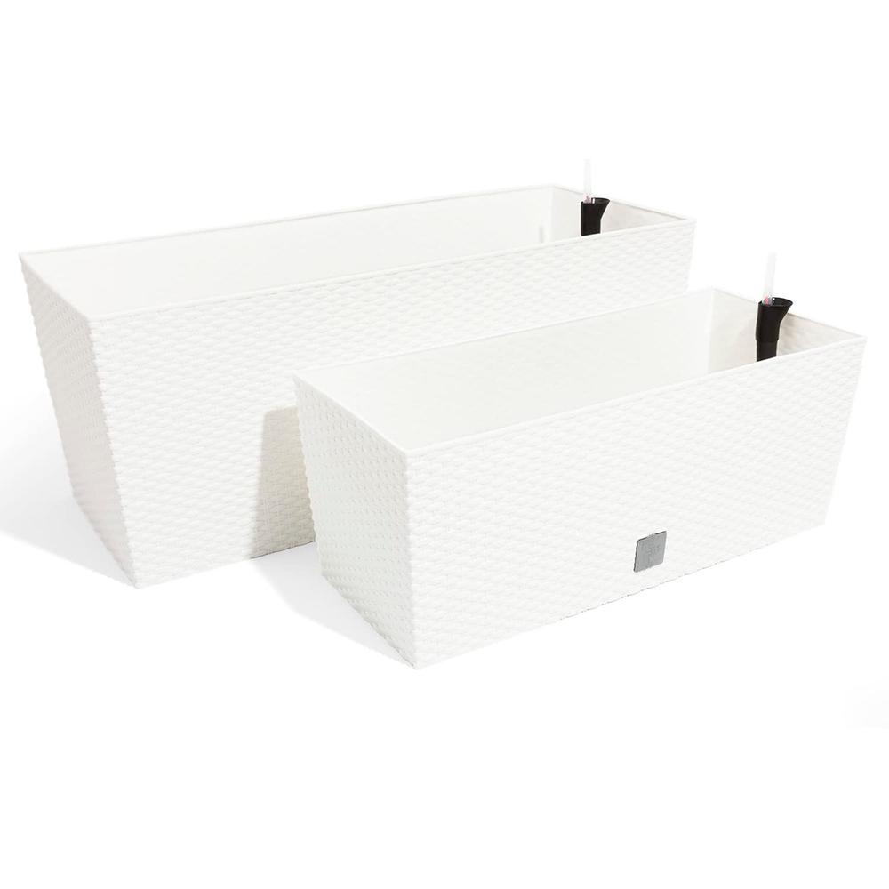 Jardinera Rato 30 litr - blanco