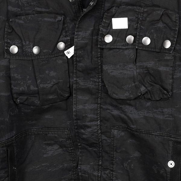 Chaqueta overshirt G-Star MEN - Gris oscuro