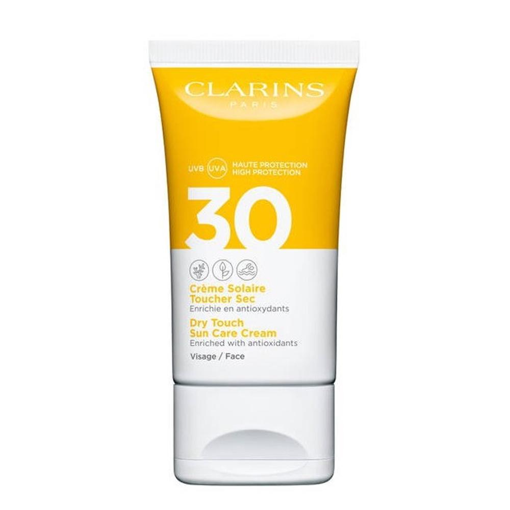 Protector solar facial en crema SPF30