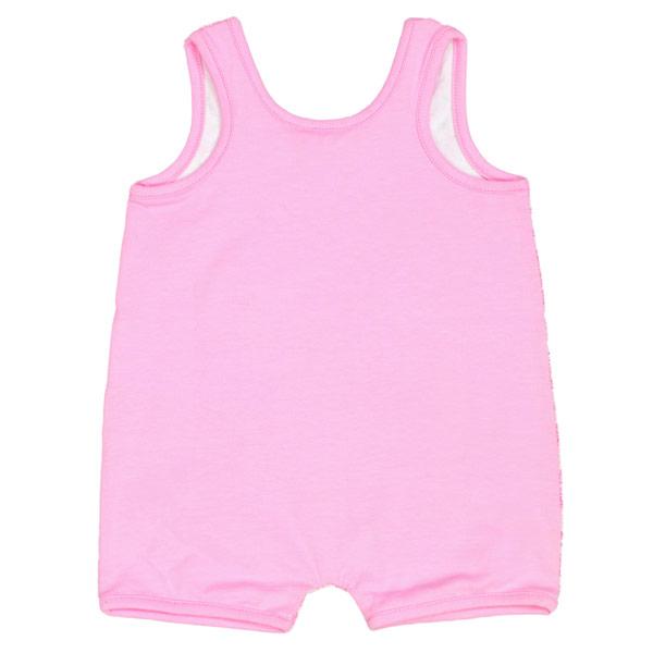 Body tirantes Flow - rosa